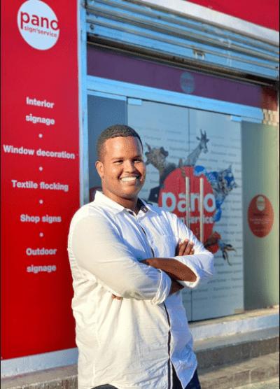 L'enseigne Pano ouvre une nouvelle agence à Mogadiscio en Somalie