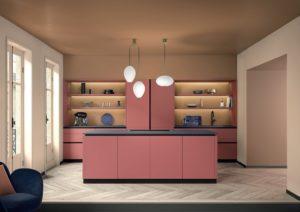 Réseau Mobalpa : Des cuisines hautes en couleur !