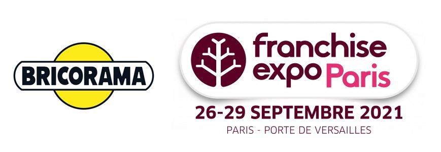 Rencontrez Bricorama au salon Franchise Expo Paris en septembre