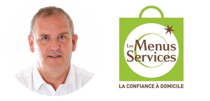Hervé Gamelin franchisé Les Menus Services Roanne