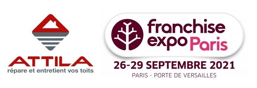 Franchise Expo Paris : Attila sera au rendez-vous en septembre !