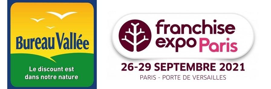 Le réseau Bureau Vallée participe à Franchise Expo Paris