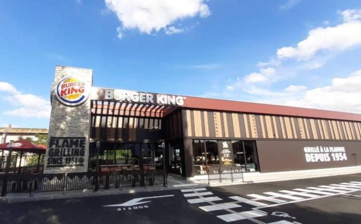Le réseau Burger King atteint le cap des 400 restaurants en France