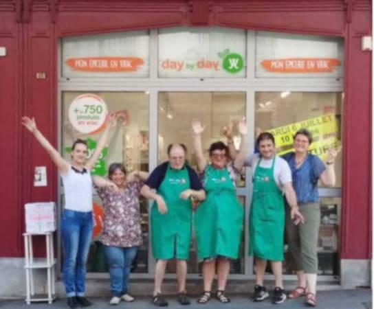 Le réseau day by day ouvre une 76ème épicerie à Lourdes