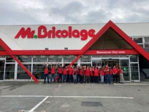 Mr. Bricolage ouvre un nouveau magasin à Quincy-Sous-Sénart