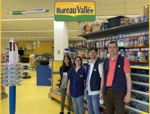 Bureau Vallée ouvre à Tours et Chambray-Lès-Tours