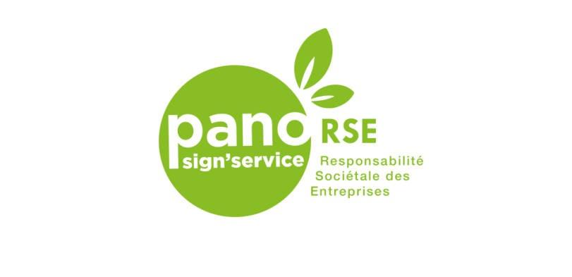 La franchise de signalétique PANO lance son label PANO RSE