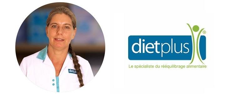 Pascale Frauel, franchisée dietplus, explique le déroulement du G4