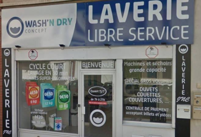 Une nouvelle laverie Wash'n dry voit le jour à Evreux