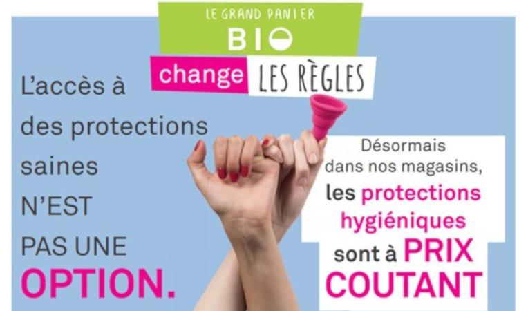 La franchise Le Grand Panier Bio s'engage dans une action solidaire