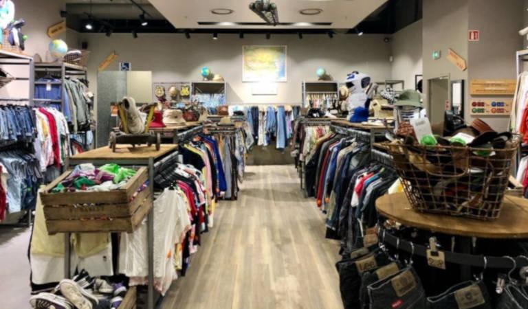 L'enseigne Kilo Shop inaugure une nouvelle boutique à Lyon la Part-Dieu