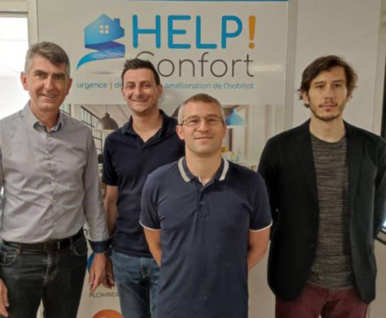 La franchise Help Confort compte 3 nouvelles adresses