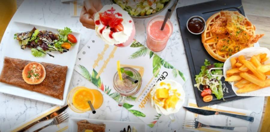 Un 4ème restaurant Crêpe Touch s'installe en Seine-et-Marne